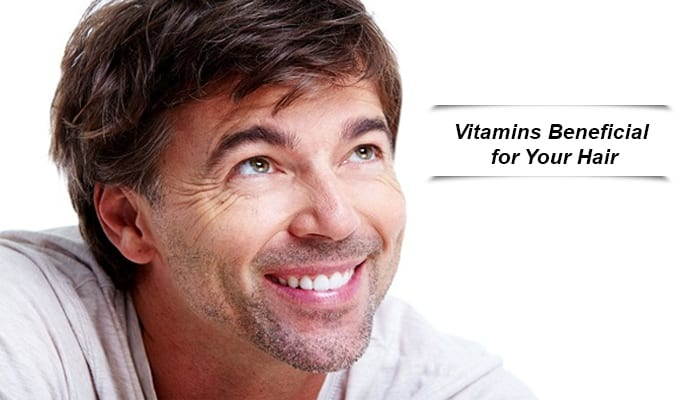 Vitamins Beneficial for Your Hair